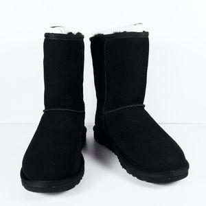 UGGS Classic Short Black Size 5